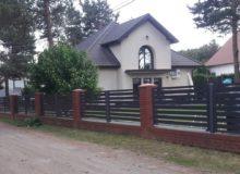 Aluminiowe ogrodzenie, gwarancja trwałości